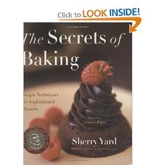 best recipe book ever, for entertaining or just for the family, alot of my favorite recipes are in here. Sherry Yard is an amazing Pastry chef