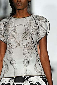 Aquilano.Rimondi  #runway #hautecouture #style #fashion #design #pinterest