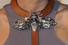 lavin spring 2011 insect jewelry - Google Search