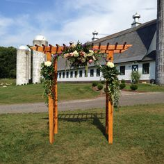 Another gorgeous arbor!
