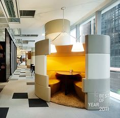 Ogilvy & Mather Office by WOHA