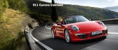 911 Carrera Cabriolet - All 911 Models - All Porsche Vehicles - Dr. Ing. h.c. F. Porsche AG