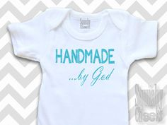 HANDMADE...by God A