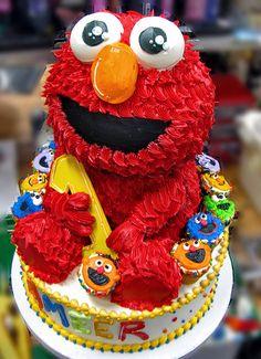 Elmo kids birthday c