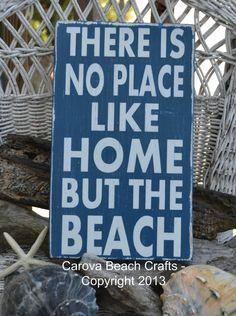 Beach Decor, Beach Sign, Beach Theme, Coastal Decor, Beach House, Hand Painted, Reclaimed Wood