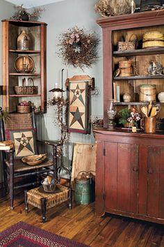 Country Sampler | Rustic Rejuvenation