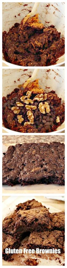 #DIY: #Vegan and #GlutenFree #Brownies