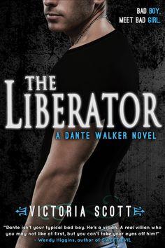 The Liberator – Victoria Scott