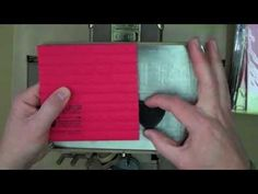 ▶ honeycomb paper - YouTube