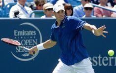 tênis John Isner x Djokovic (Foto: Reuters)