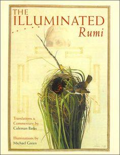 the illuminated rumi - beautiful artwork and poetry
