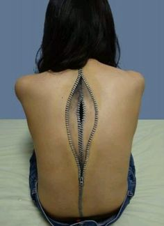 Wow! I personally wouldn't want this tattoo, but it is very cool.