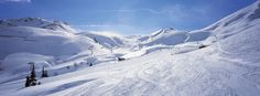Special Mention: Lech, Austria. picturesqu ski, ski resort