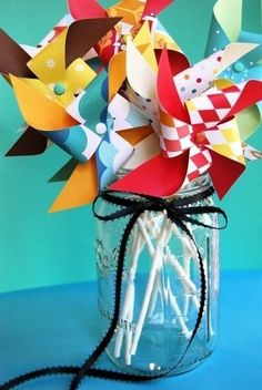 party pinwheels