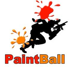 Paintball team building activity. And workout.... :)