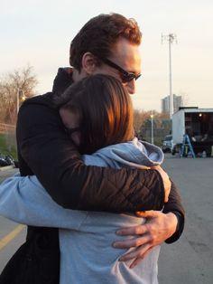 Hiddles hugs.