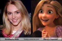 celebrity look alike disney characters Real Life Disney Charac   Likhte Chai Amar Lekha