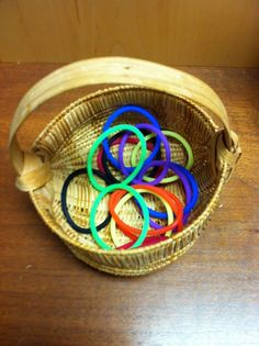 Fidget Toys-how to choose the right ones that aid in focus and attention in therapy instead of ones that cause distraction. From Hanna B. gradstudentSLP. Pinned by SOS Inc. Resources @sostherapy.