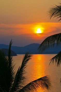 Sunset ~Phuket, Thailand by Colin MacGregor