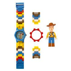 kids watches,childrens watches,Lego woody,Apparel,Accessories,Jewelry,Watches,boys watches,toddler boy watches,toy story watch