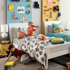 Steps for designing a kids bedroom