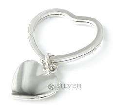 Ana's heart-shaped key ring--attached to her collar and holds the key to Christian's locking collar in chapter 68.