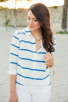 stripes, white on white