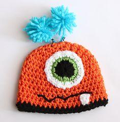 Little Monster Hat.