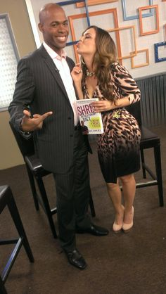 Having today with Dr. Ian Smith from Vh1's Celebrity Fit Club