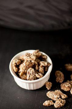 Spiced Pecans | Brig