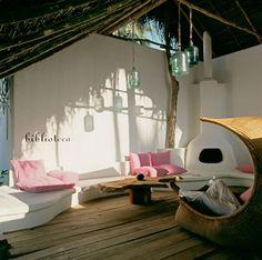library | hotel azucar | mexico