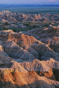North Dakota - Badlands