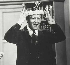 Graham Kennedy.  The King. Miss him too.