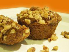 Healthy Pumpkin Muffins #healthy #quick