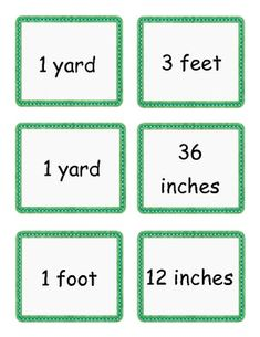 FREE Students can use these 34 cards to review customary and metric measurements.  Students match the cards to their equivalents.  These cards could als...