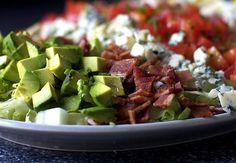 Cobb-led Together Salad smitten kitchen, classic cobb, salad recipes, cobb salad, boiled eggs, salad dressings, eat healthy, salads, dinner tonight