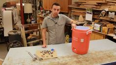 How to Build The BEST Mash Tun from a Beverage Cooler