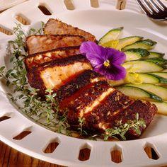 Chili-Rubbed Salmon   MyRecipes.com