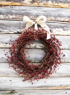 A Scandinavian Christmas look.