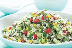 Wild rice salad recipe, NZ Woman's Weekly – 1 cup wild rice blend (a ...