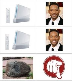You'll laugh when you get it...