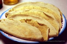 Gluten Free Injera Bread Recipe