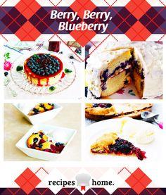 Berry, Berry, Blueberry: Crustless protein quark cheesecake, Blueberry Lemon Cake, Berry Cobbler, Summer Berry Galette