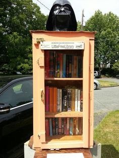 Free Library, Seattle, WA