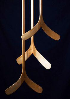 Schtick coat hangers