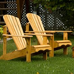 Outdoor Furniture On Pinterest Adirondack Chairs