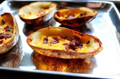 Pioneer Woman Loaded Potatoes Skins
