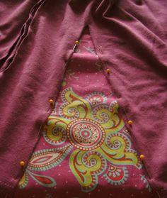 Sew Homegrown: DIY Fresh Fuchsia Cami - Anthropologie inspired