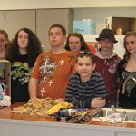 Brunswick/Brittonkill Students Make Treats and Toys for Rescued Mill Pups