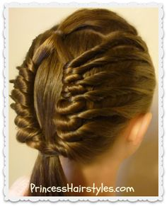 window braid hairstyle